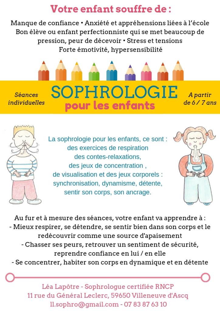 sophrologie enfant