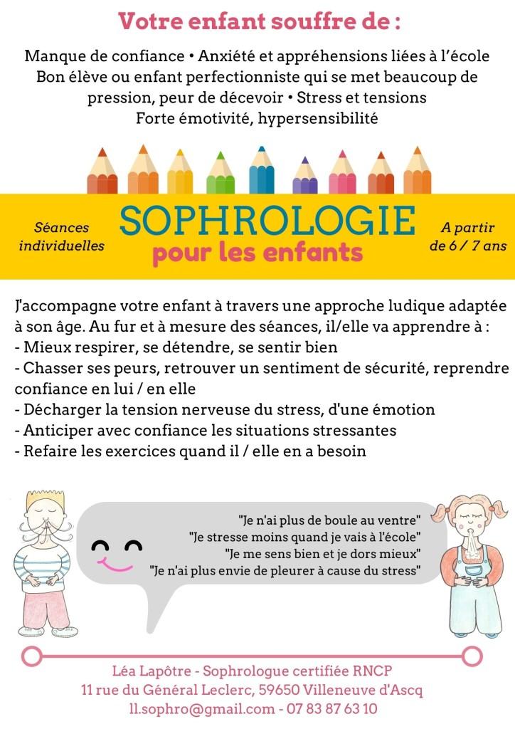 sophro enfant lille